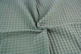 Wafel XL klei groen