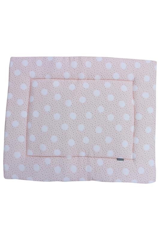 Daily Dream Boxkleed - Pink dot/Cream teddy