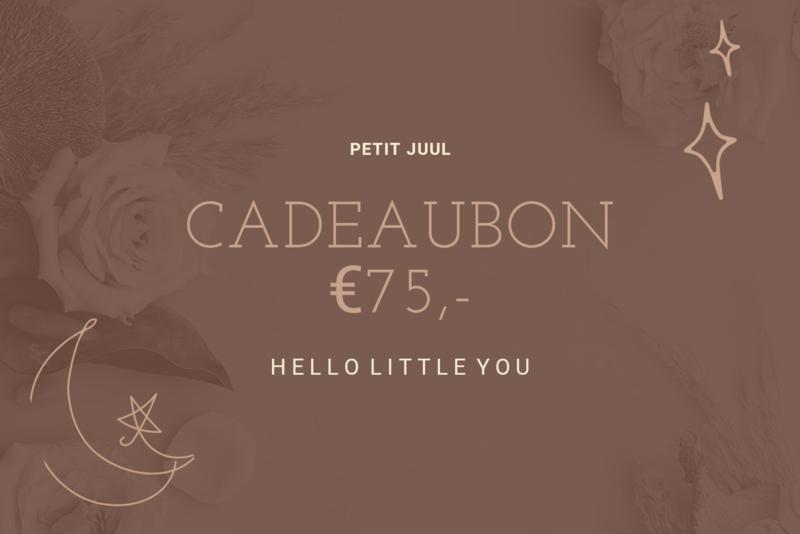 Kadobon € 75