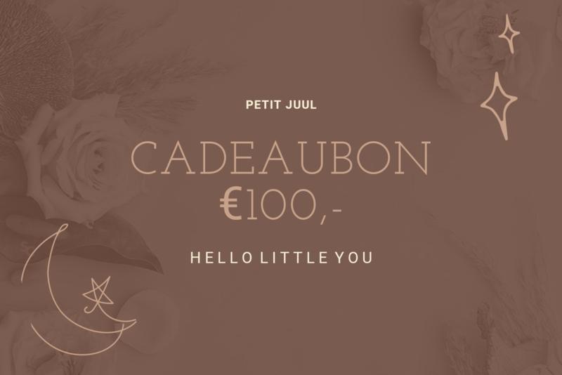 Kadobon € 100