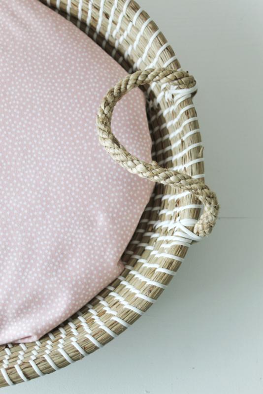Verschoonhoes Pink mini dot