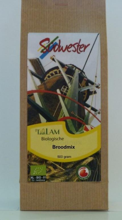 Broodmix 500 gram