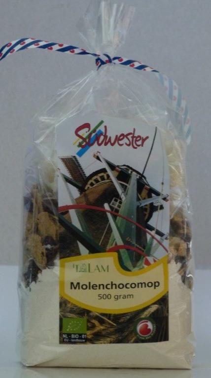 Molenchocomop pakket 500 gram