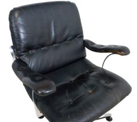 "Lederen bureaustoel ""Opende"""