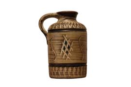 Vintage vaas - terracotta
