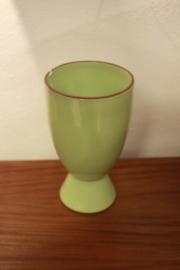 Vintage vaas op poot