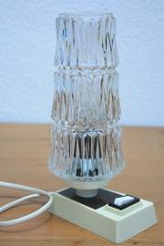 Vintage tafel /  bedlampje