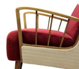 """Rode fauteuil """"Painten"""""""