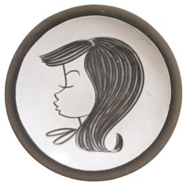 Wandbord 'Barbara'