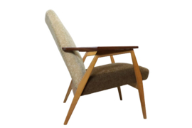"""Fauteuil two-tone """"Reusel"""""""
