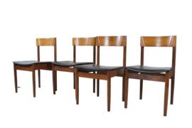 """Set van 4 eetkamerstoelen """"Bemmel"""""""