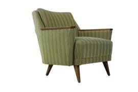 "Vintage fauteuil ""Zwickau"" (1 stuk aanwezig)"