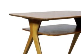 """Vintage bijzettafel / salontafel """"Bommelsbergen"""""""