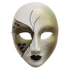 Porselein masker 'Tellatin'