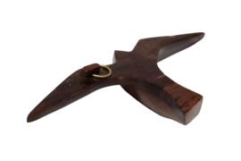 Houten wanddeco Meeuw (17,5 cm)