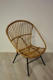 Rotan stoel (twee aanwezig)
