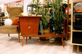 Jaren '60 tv meubel