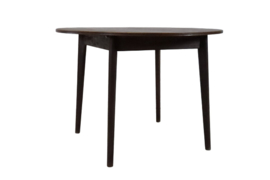 """Ronde uitschuifbare tafel """"Neerloon"""""""