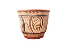 Terracotta bloempot XL
