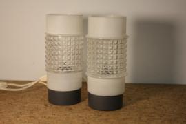 Set van 2 bedlampjes