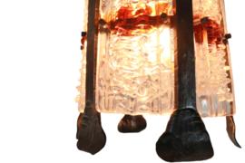 Brutalist hanglamp Tom Ahlström & Hans Ehrlich