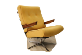 Gele Design Relax fauteuil