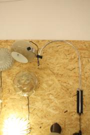 Wand booglamp