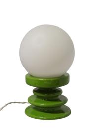Keramieken lamp (2 aanwezig)