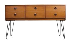 "Sideboard / ladenkast ""Escrick"" | 134.5 cm"