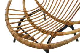 Rotan stoel - Rohe Noordwolde