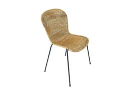 """Set stoelen Gian Franco Legler """"Soltau"""""""