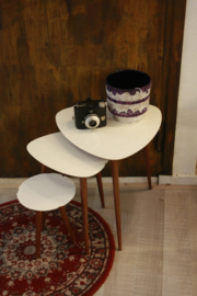 Set nesting tables