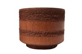 Bloempot 'terracotta'