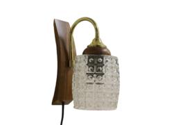 Vintage wandlamp
