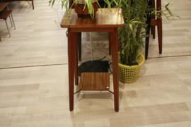 Vintage hoge plantentafel