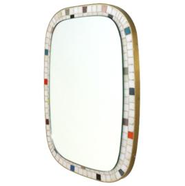 Mozaïek spiegel
