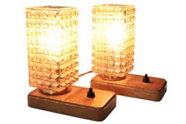 Bedlampjes (set van 2)