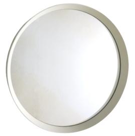 Witte spiegel rond