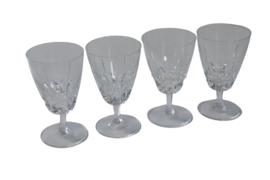 Kristallen glazen