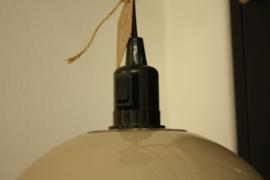 Vintage bollamp (2 aanwezig)