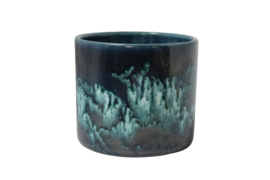 Bloempot Turquoise Made in Germany 11-1