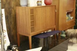 televisie meubel met schuifdeur