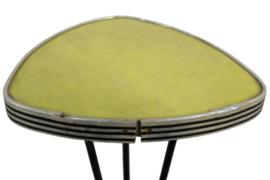 Plantentafel geel - hoogte 66 cm