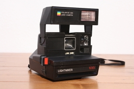 "Polaroid 600 lightmixer 630 ""rainbow"""