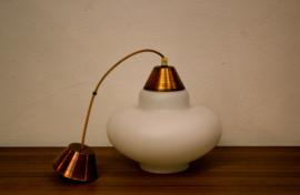 Hanglamp melkglas
