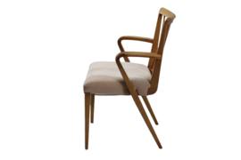 Set van 4  Poly Z stoelen van A.A. Patijn eetkamerstoelen