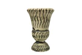 Berkenbast vaas 'Tiger'