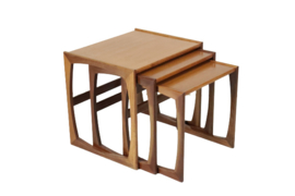 "G-Plan nesting tables ""Weston"""