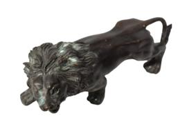 Tinnen leeuw
