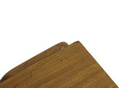 Salontafel met omkeerbaar blad